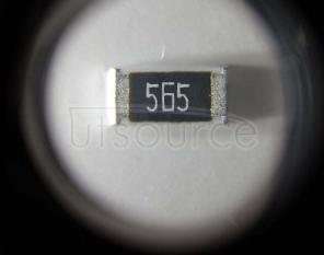 2512 Chip Resistor 5.6MΩ ±1% 1W