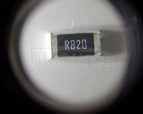 2512 Chip Resistor 0.82Ω(820mR) ±5% 1W