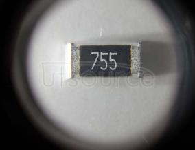 2512 Chip Resistor 7.5MΩ ±1% 1W