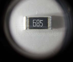 2512 Chip Resistor 6.8MΩ ±1% 1W