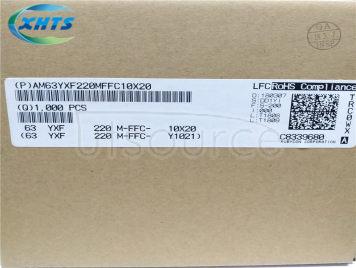 RUBYCON 63V220UF 10X20MM DIP Capacitors 63YXF220MEFC10X20