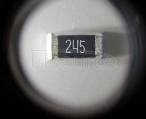 2010 Chip Resistor 2.4MΩ ±1% 3/4W