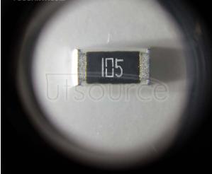 2010 Chip Resistor 1MΩ ±1% 3/4W