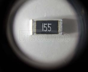 2010 Chip Resistor 1.5MΩ ±1% 3/4W