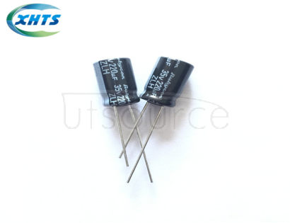 RUBYCON 35V220UF 8X11.5MM DIP Capacitors 35ZLH220MEFC8X11.5
