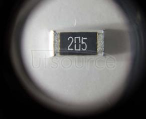 2010 Chip Resistor 1% 2MΩ 3/4W