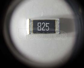 2010 Chip Resistor 8.2MΩ ±1% 3/4W