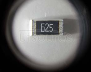 2010 Chip Resistor 6.2MΩ ±1% 3/4W