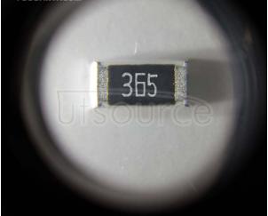 2010 Chip Resistor 3.6MΩ ±1% 3/4W