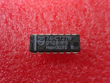 74HCT27N