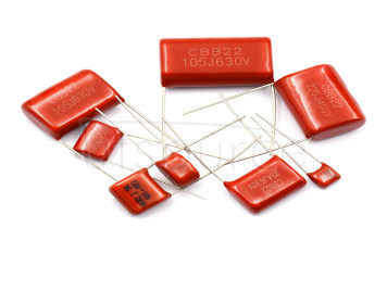 CBB Capacitor CL Capacitor CL21X CL21 100V332J 3.3NF 0.0033UF Pitch P=5MM ±5%