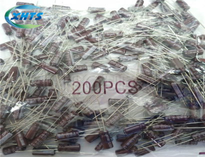 NIPPON CHEML-CON EKY-500ELL220ME11D DIP Capacitors 50V22UF KY 5X11