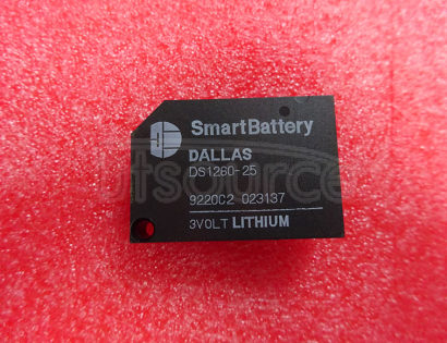 DS1260-25 Battery Manager Chip