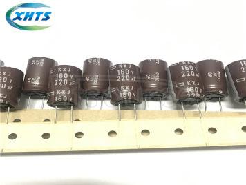 NIPPON CHEML-CON EKXG-160ETD221ML25S DIP Capacitors 160V220UF KXG 16X25