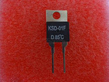 KSD-01F D85 85°C Normally Close Temperature Control Switch Thermostats