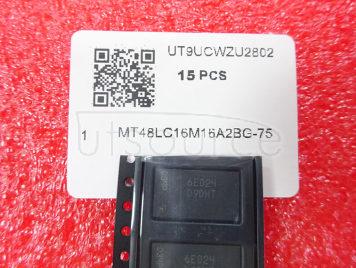 MT48LC16M16A2BG-75