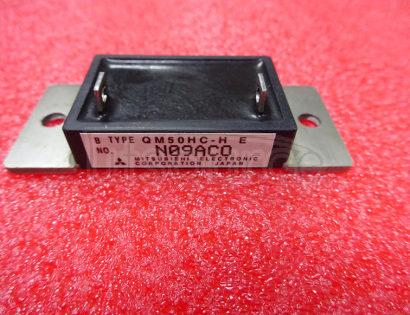 QM50HC-H MEDIUM   POWER   SWITCHING   USE   INSULATED   TYPE