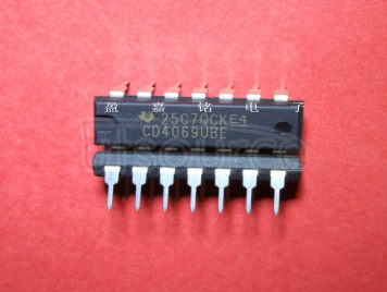 CD4069UBE