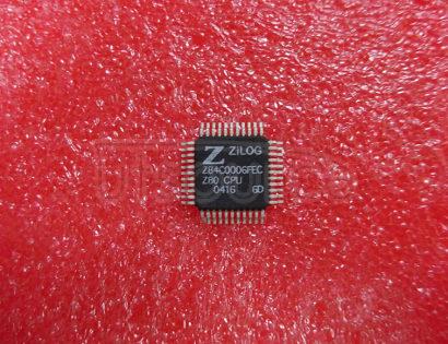 Z84C0006FEC 6MHZ Z80 CMOS CPU  44-QFP