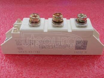 SKKT92/16 SEMIPACK1   Thyristor  /  Diode   Modules