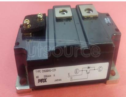 CM600HU-12H HIGH POWER SWITCHING USE INSULATED TYPE