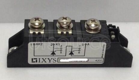 MCC26-14I01B Thyristor   Modules   Thyristor/Diode   Modules