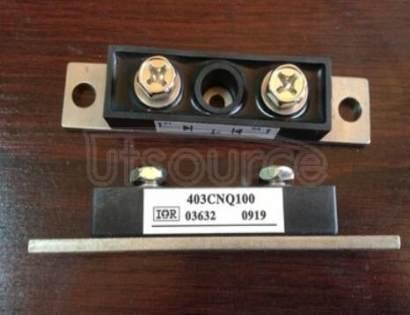 403CNQ100 SCHOTTKY RECTIFIER