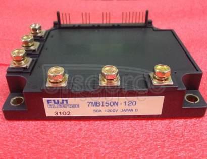 7MBI50N120 IGBT MODULE1200V,50A