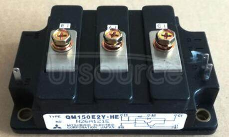 QM150E2Y-HE HIGH   POWER   SWITCHING   USE   INSULATED   TYPE