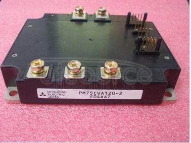 PM75CVA120 FLAT-BASE TYPE INSULATED PACKAGE