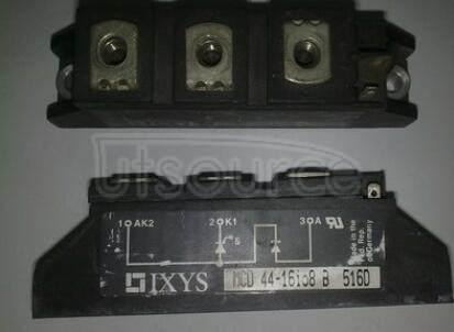 MCD44-16I08B Thyristor   Modules   Thyristor/Diode   Modules