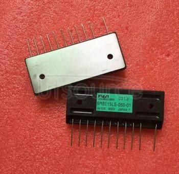6DI20S-060 POWER   TRANSISTOR   MODULE