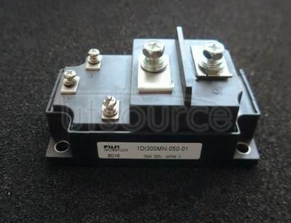 1DI300MN-050-01 TRANSISTOR | BJT POWER MODULE | DARLINGTON | 600V VBRCEO | 300A IC