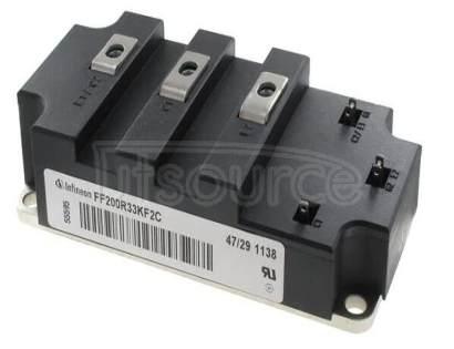 FF200R33KF2C IGBT-inverter