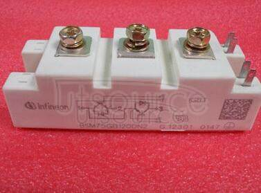 BSM75GB120DN2(CH100) IGBT Power Module Solderable Power module 3-phase full-bridge Including fast free-wheel diodes