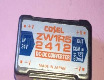 ZW1R52412 Analog IC