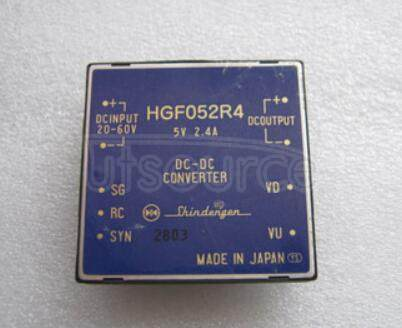 HGF052R4 DC-to-DC Voltage Converter