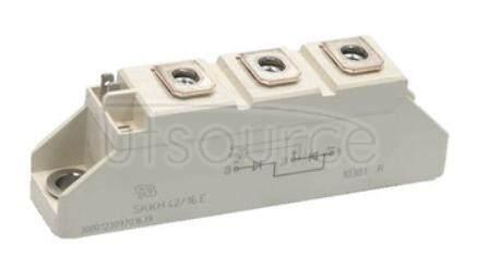 SKKH42/16E Thyristor / Diode Modules