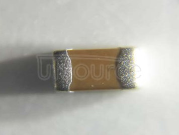 YAGEO Chip Capacitor 1206 3.3nF 10% 10V X7R