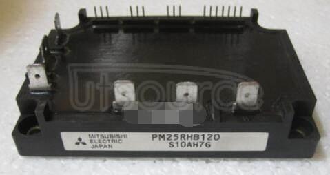 PM25RHB120 TRANSISTOR | IGBT POWER MODULE | 3-PH BRIDGE | 1.2KV VBRCES | 25A IC