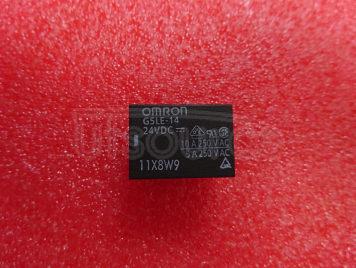 Omron Electronics G5LE-14 DC24