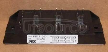 KE721203 TRANSISTOR | BJT POWER MODULE | 3-PH BRIDGE | DARLINGTON | 950V VBRCEO | 30A IC