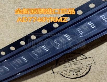AD7740YRMZ-REEL7 IC CONVERTER VOLT TO FREQ 8MSOP