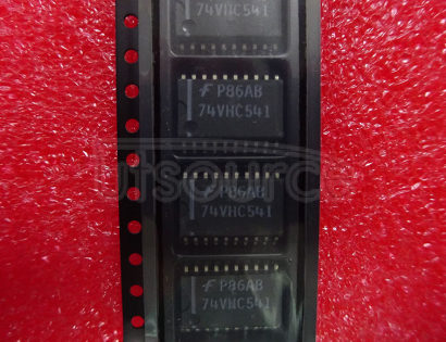 74VHC541 OCTAL BUS BUFFER WITH 3 STATE OUTPUTS NON INVERTED