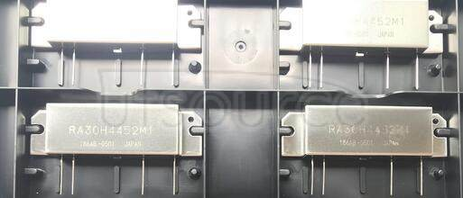 RA30H4452M1,RA30H4452M1-501 Silicon RF Devices RF High Power MOS FET Modules RA30H4452M1 Remarks RoHS : Restriction of the use of certain Hazardous Substances in Electrical and Electronic Equipment