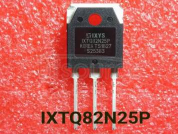 IXTQ82N25P IXYS MOS 82A 250V