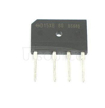 D15XB60 15A 600V