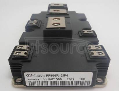 FF900R12IP4 PrimePACK2   module   with   Trench/Fieldstop   IGBT4   and   Emitter   Controlled  4  diode   and   NTC