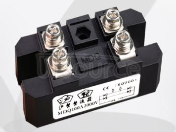 Single-phase rectifier bridge MDQ100-20