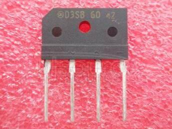 D3SB60 3A 600V SEP
